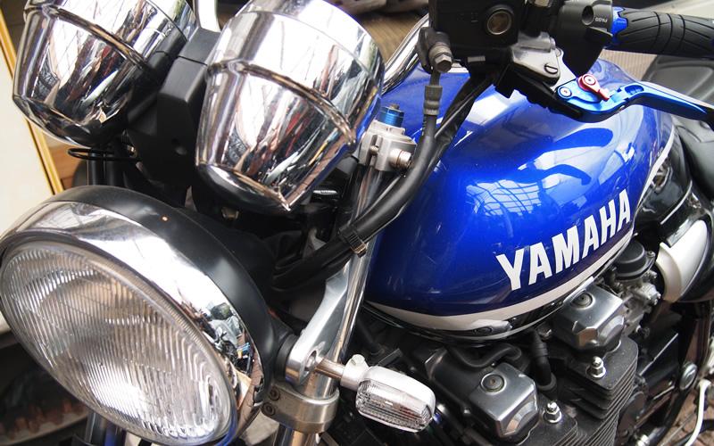 ヤマハ XJR1300cc