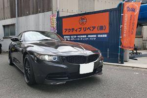 BMW Z4 sDRIVE 35i (3.0L 直6ツインターボ‼️シルキーシックス🎵)